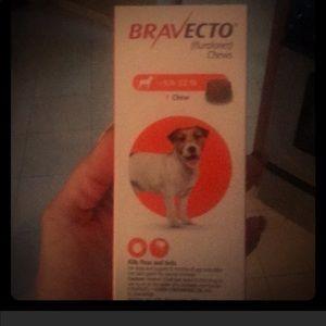 Other - Bravecto whiteswan